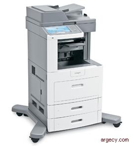 Lexmark X658de Printer