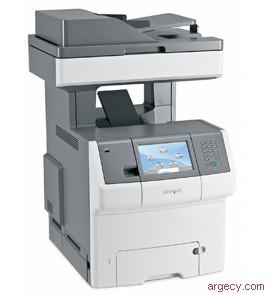 Lexmark X736 Color MFP