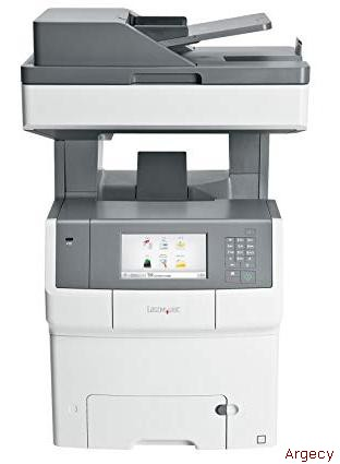 Lexmark X748dte Printer