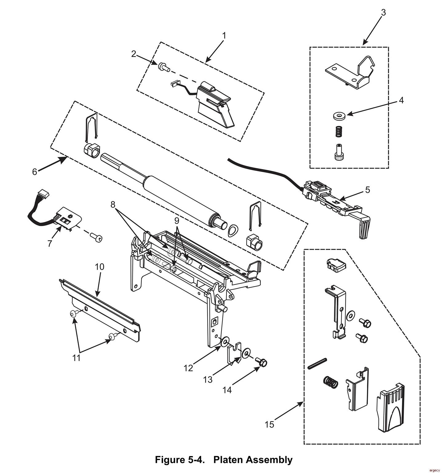 Zebra Zt410 Service Manual
