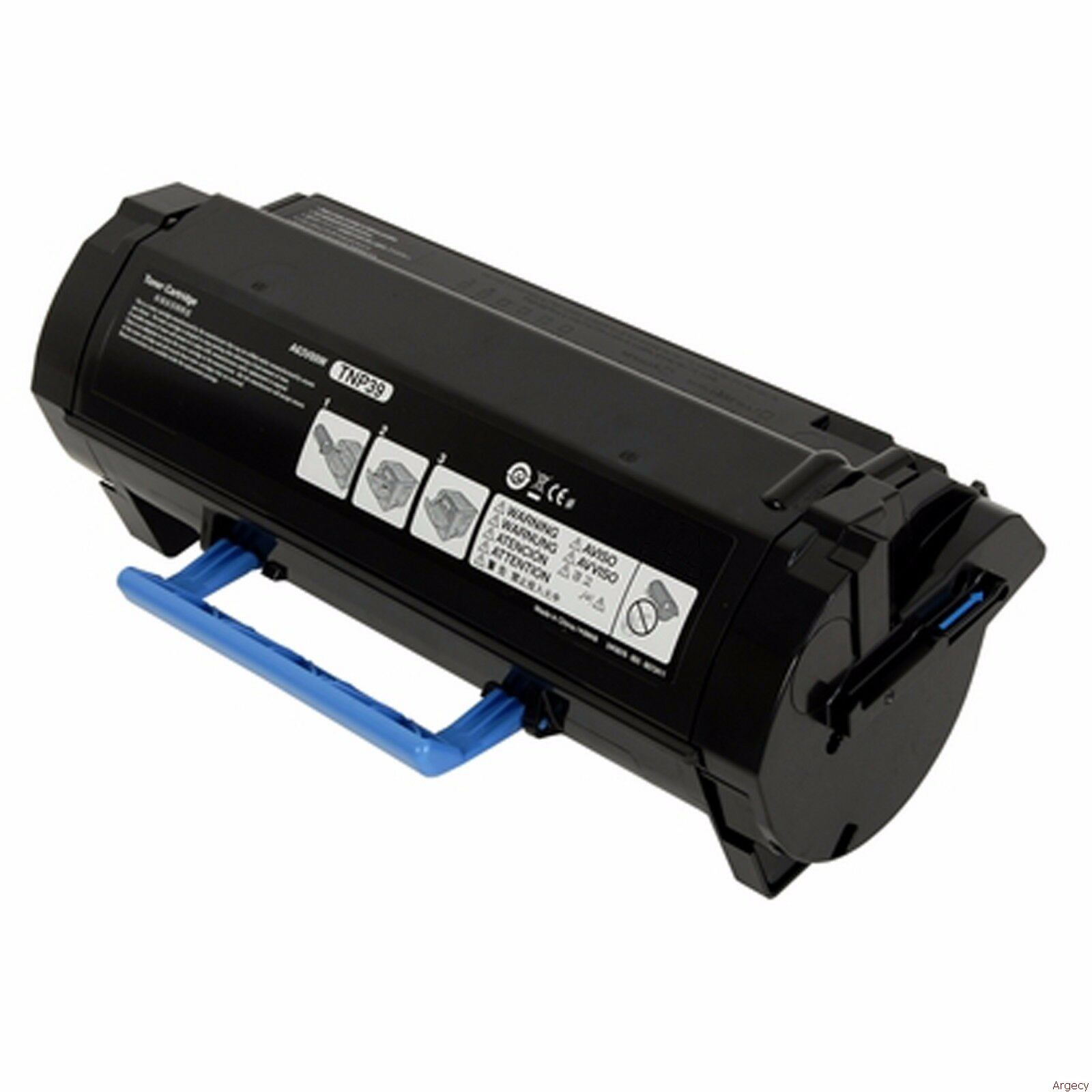 Konica Minolta A63V00W TNP39 10K Page Yield Compatible (New) - purchase from Argecy