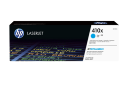 HP 410X High Yield Cyan Original LaserJet Toner