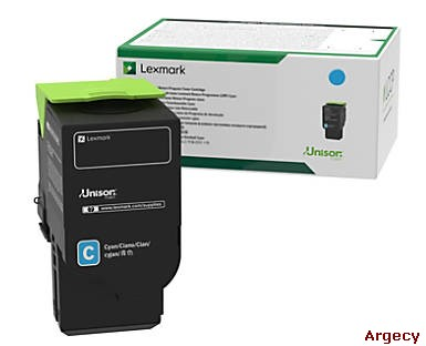 Lexmark C2310C0 1000 Page Yield (New) - purchase from Argecy