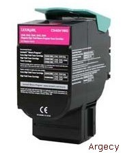 Lexmark C540H2MG 2K Page Yield (New) - purchase from Argecy