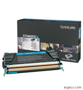 Lexmark C734A2CG 6K Page Yield Compatible (New) - purchase from Argecy
