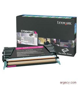 Lexmark C734A2MG 6K Page Yield Compatible (New) - purchase from Argecy