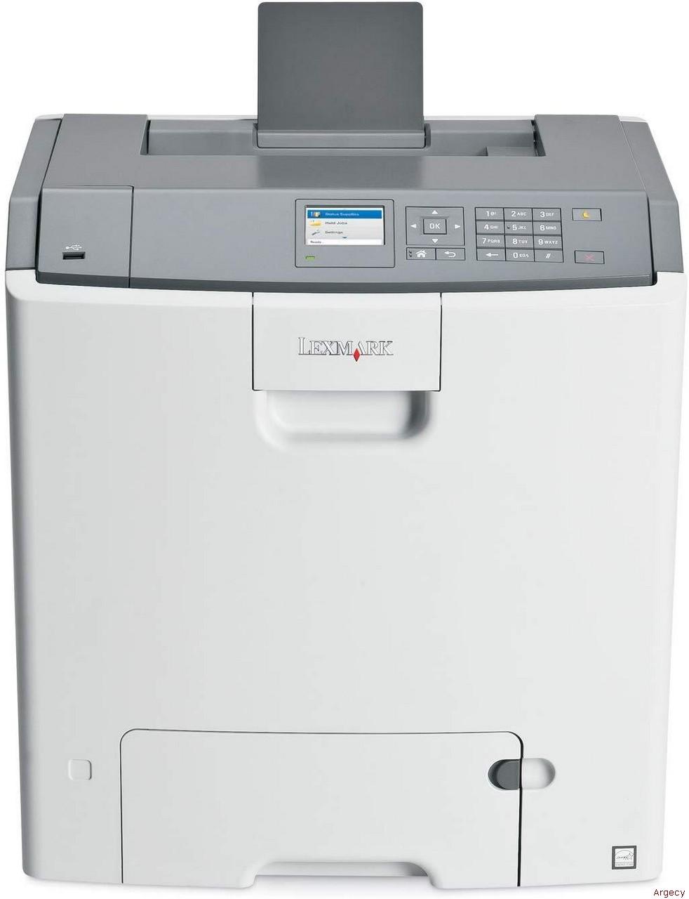 Lexmark C748 Series Printer