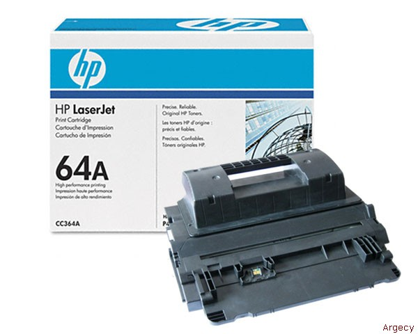 HP CC364A Compatible 10000 Page Yield (New) - purchase from Argecy