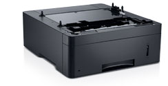 Dell Mono Multifunction Printer | B2375dnf - 520-sheet tray.