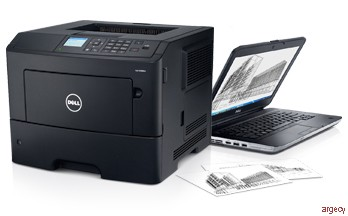 Dell B3460dn Mono Laser Printer - Advanced performance and productivity