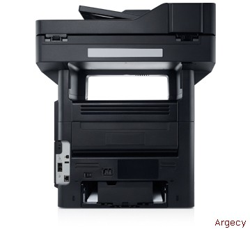 Dell B3465dnf Mono Laser Multifunction Printer - Advanced security features