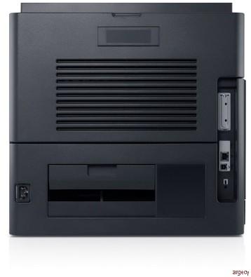 Dell B5460dn Mono Laser Printer - Advanced security features