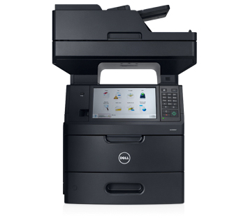 Dell B5465dnf Multifunction Laser Printer - Powerful performance and outstanding value