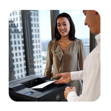Dell C3760dn Color Laser Printer - Enjoy value-driven and eco-conscious design