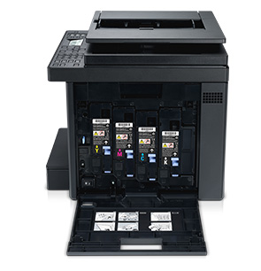 Dell Color Multifunction Printer - E525w - Dependable and energy efficient