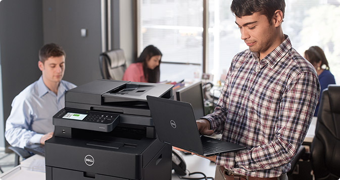 Dell Color Cloud Multifunction Printer - H625cdw | Versatile with direct cloud connectivity