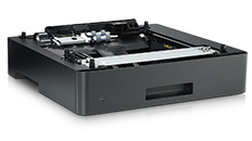 Dell Color Cloud Multifunction Printer - H625cdw | 550-sheet tray