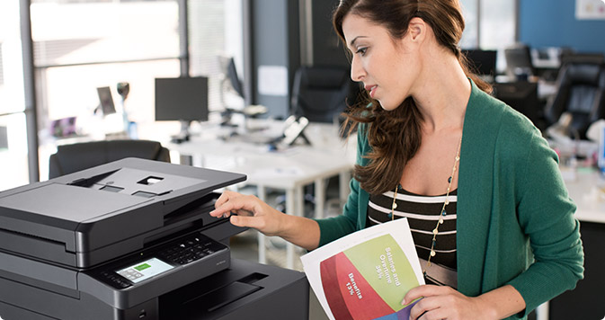 Dell Color Cloud Multifunction Printer - H825cdw | Simplify mobile collaboration