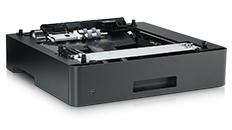 Dell Color Cloud Multifunction Printer - H825cdw | 550-sheet tray