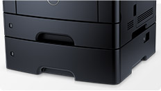 Dell Smart Printer - S2830dn | Optional paper trays