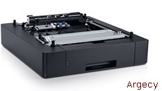 Dell Smart Color Multifunction Printer - S3845cdn | Dell S3840/S3845cdn Series 550-sheet tray