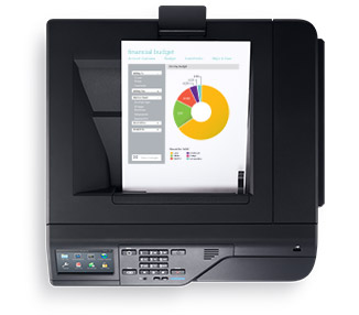 Dell Color Smart Printer - S5840cdn | Impressively powerful. Incredibly efficient