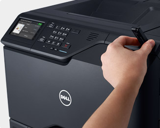 Dell Color Smart Printer - S5840cdn | User-friendly. Ultra-convenient