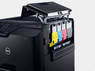 Dell Color Smart Printer - S5840cdn | High performance. Low cost