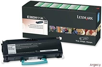 Lexmark E360H21A E360H11A MICR 9K Page Yield Compatible (New) - purchase from Argecy