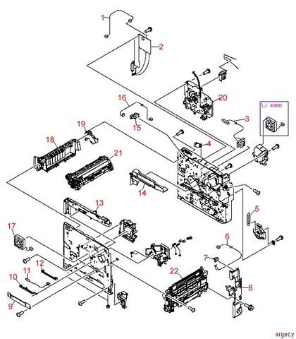 Hp 4200 Parts