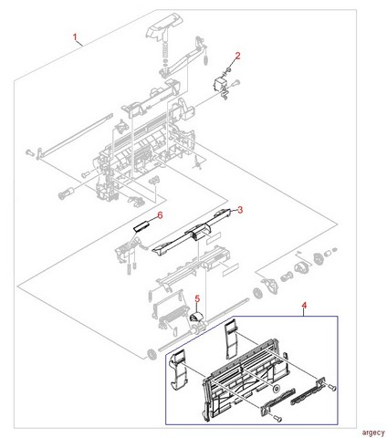 http://www.argecy.com/images/hp_4200_tray_1_assembly.jpg