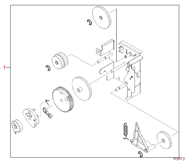 http://www.argecy.com/images/hp_4200_tray_1_paper_pickup_drive_assembly.jpg