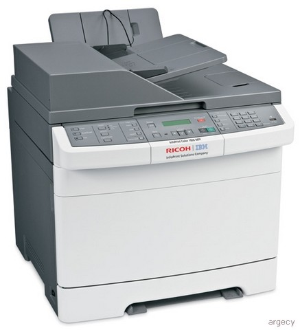 IBM Infoprint 4989-DW1 1826 MFP Color Printer
