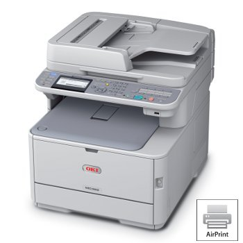 Oki MC562w Printer