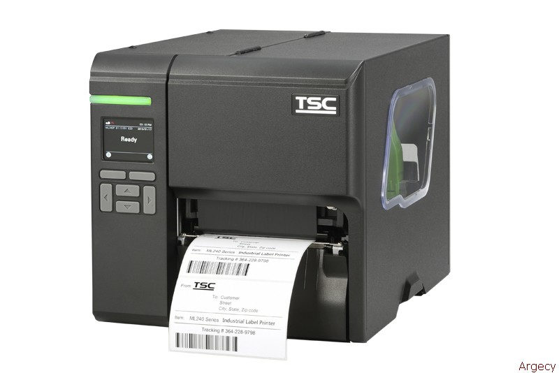 TSC Auto ID Technology ML240P 99-080A005-0301 (New) - purchase from Argecy