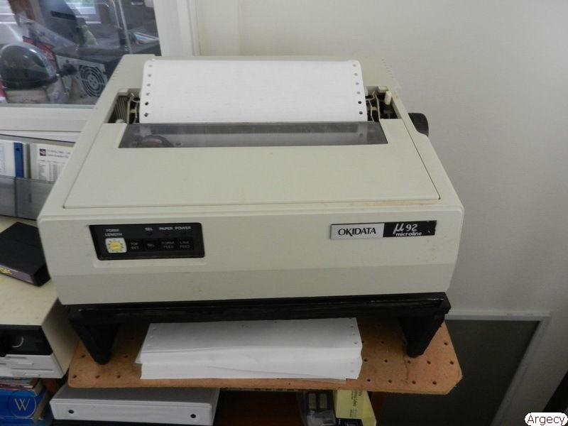 Okidata ML92 - purchase from Argecy