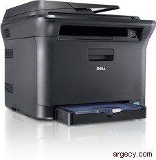 Dell 1235cn Multifunction Color Laser Printer