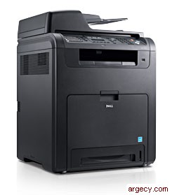 Dell 2145cn multifunction color laser printer