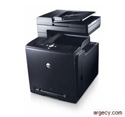 Dell 2135cn Multifunction Color Laser Printer