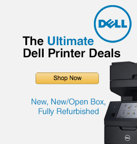 Dell printer specials from Argecy