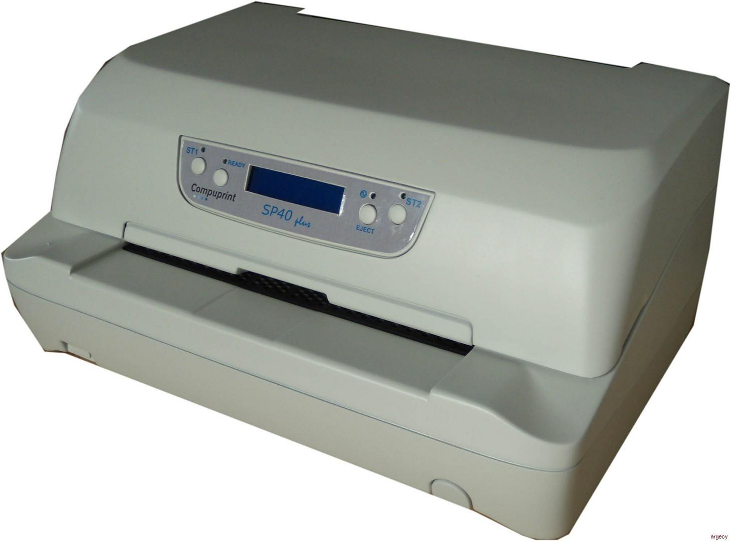 Compuprint SP40plus Series