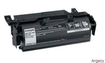 T650, T652, T654 Print Cartridge