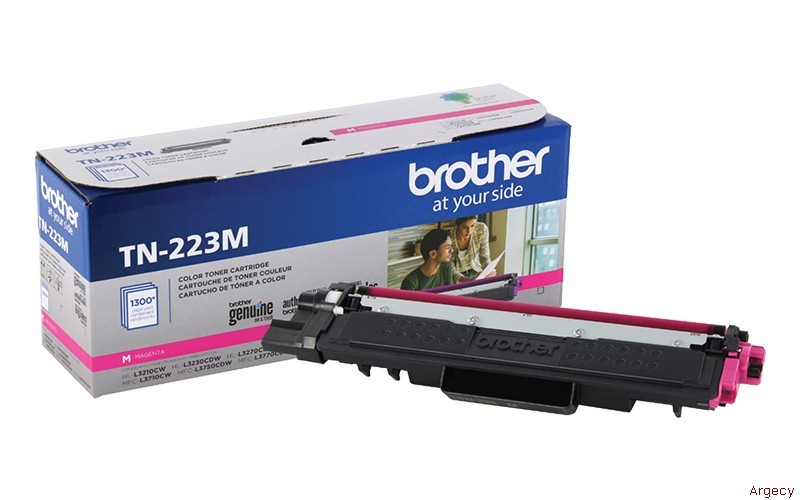 Brother TN223M (New) - purchase from Argecy