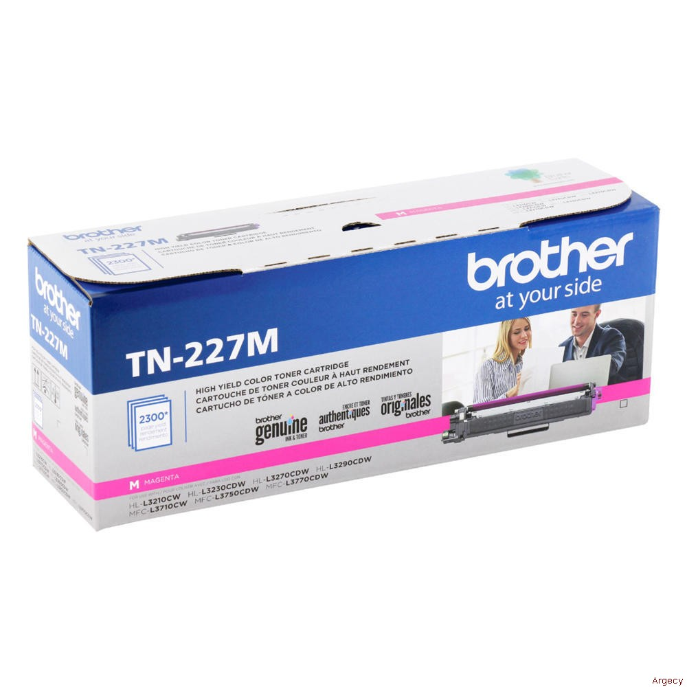 Brother TN227M (New) - purchase from Argecy