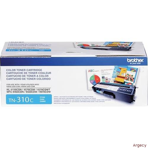 Brother TN310C (New) - purchase from Argecy
