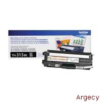Brother TN315BK Compatible 6000 Page Yield (New) - purchase from Argecy