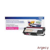 Brother TN315M Compatible 3K Page Yield (New) - purchase from Argecy