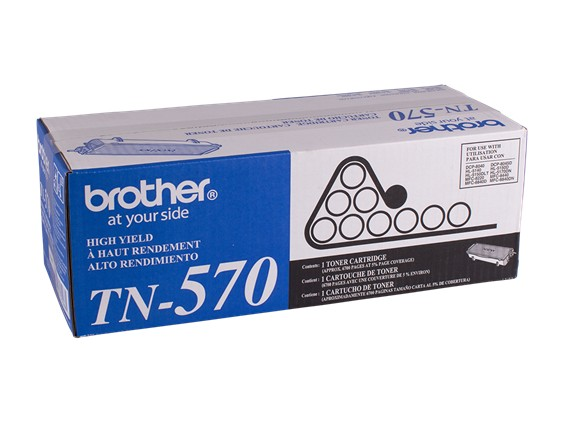 Brother TN570 Compatible 6000 Page Yield (New) - purchase from Argecy