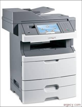 Lexmark X466dte MFP Laser Printer