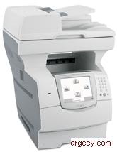 Lexmark x644e Printer